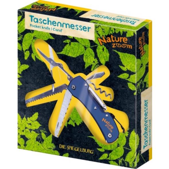 Die Spiegelburg 13055 Nature Zoom - Taschenmesser