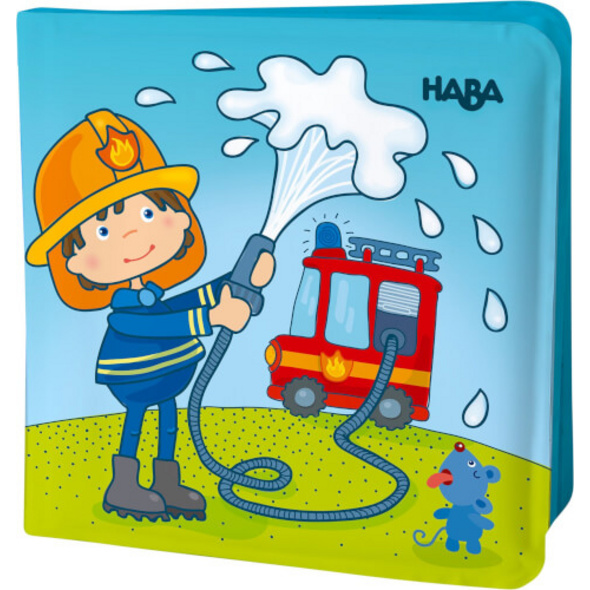 Haba Zauber-Badebuch Feuerwehr