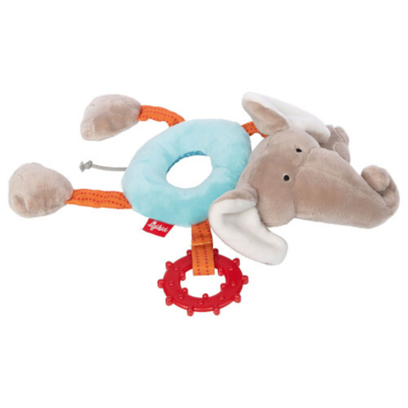 Sigikid 42420 Ringgreifling Elefant