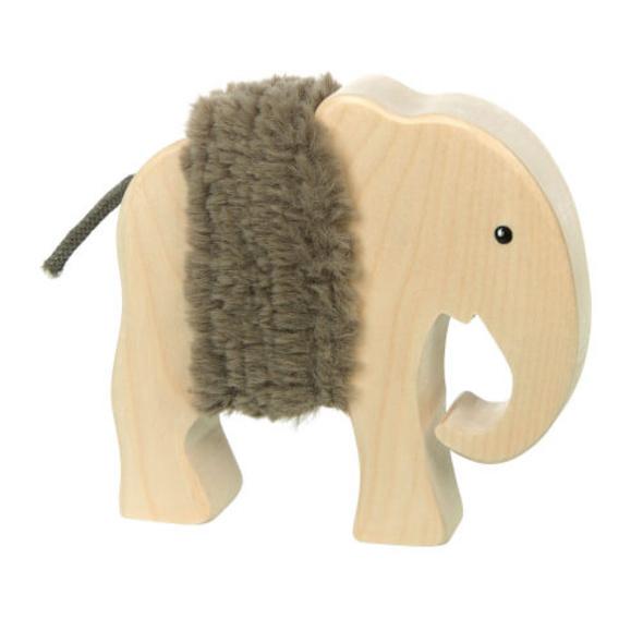 Sigikid Holztier Elefant