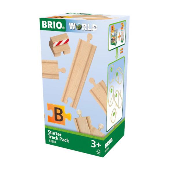 BRIO 63339400 Schienen Starter Pack B