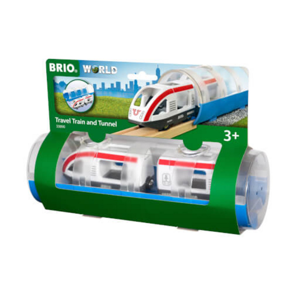 BRIO 63389000 Tunnel Box Reisezug D