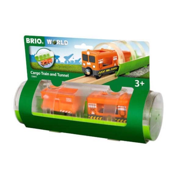 BRIO 63389100 Tunnel Box Frachtzug D