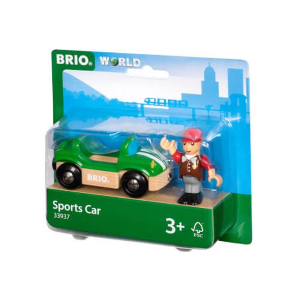 BRIO 63393700 Sportwagen mit Fahrer D