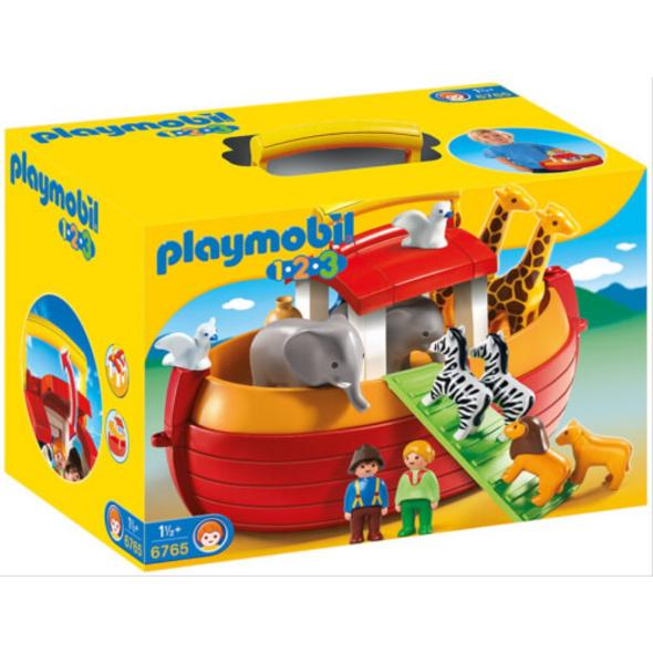 Playmobil 6765 Meine Mitnehm-Arche Noah, ca. 33x20x23, ab 18 Monaten