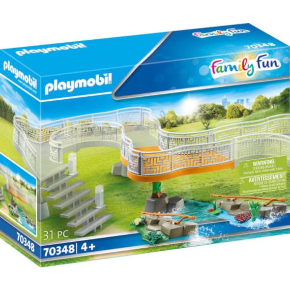 PLAYMOBIL 70348 Erweiterungsset Erlebnis-Zoo