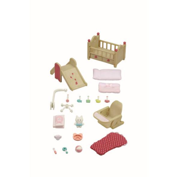 EPOCH Sylvanian Families 5436 Babyzimmer