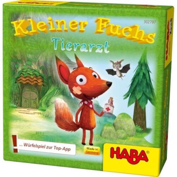 HABA - Kleiner Fuchs Tierarzt