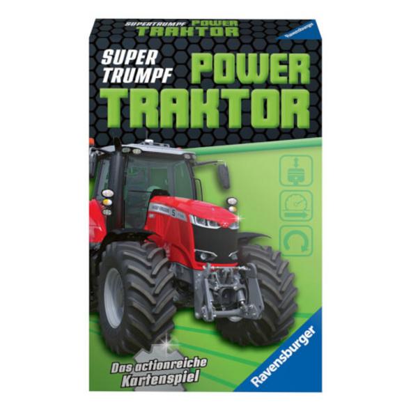Ravensburger 20689 Power Traktor