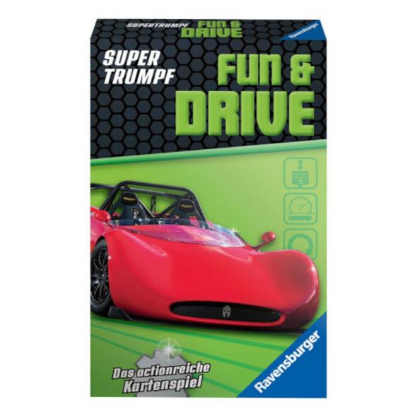 Ravensburger 20699 Fun and Drive