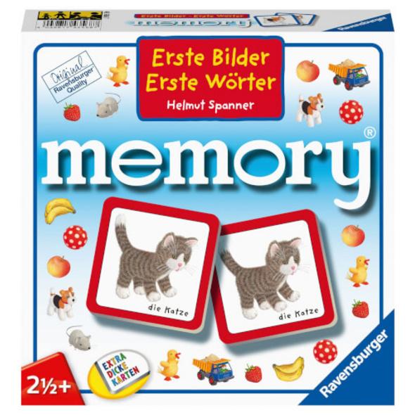 Ravensburger 88688 Erste Bilder # Erste Wörter memory®
