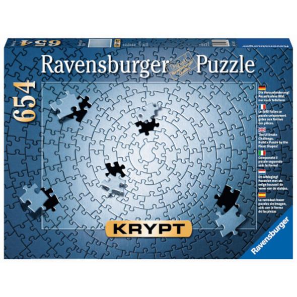 Ravensburger 15964 Puzzle Krypt silber 654 Teile