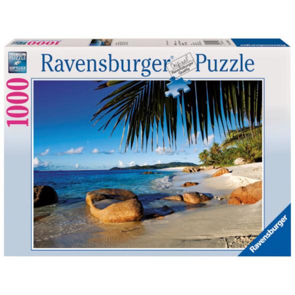 Ravensburger 19018 Puzzle Unter Palmen 1000 Teile