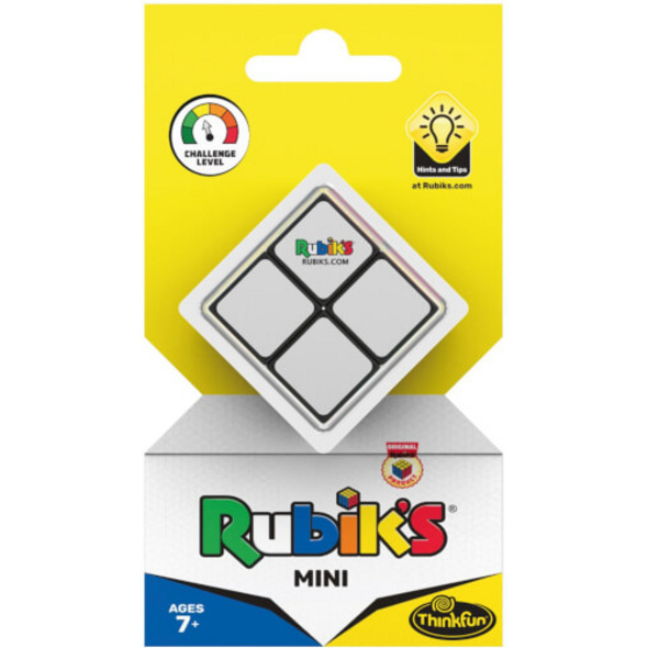 ThinkFun 76393 Rubik's Mini