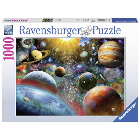 Ravensburger 19858 Puzzle Planeten 1000 Teile