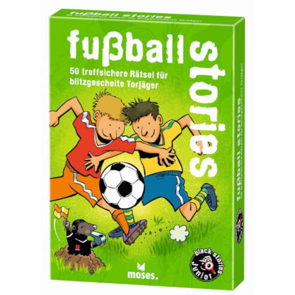 black stories junior fußball stories
