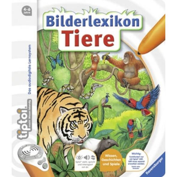Ravensburger 44568 tiptoi® Bilderlexikon Tiere