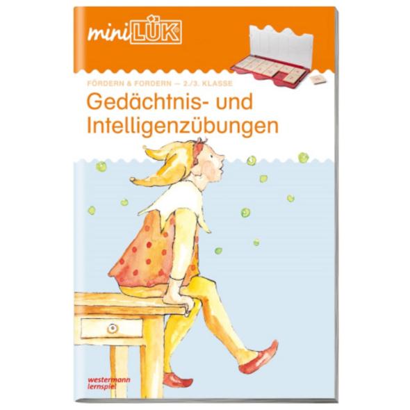 miniLÜK Gedächtnis/Intelligenz 1
