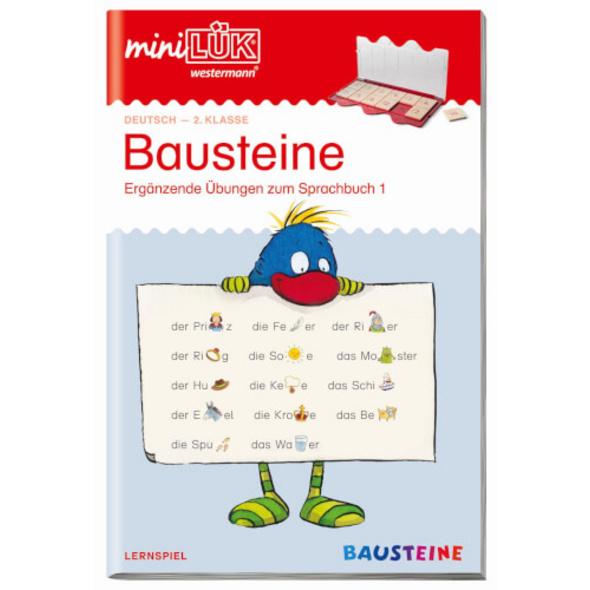 miniLÜK Bausteine Üb. 1, 2. Kl.
