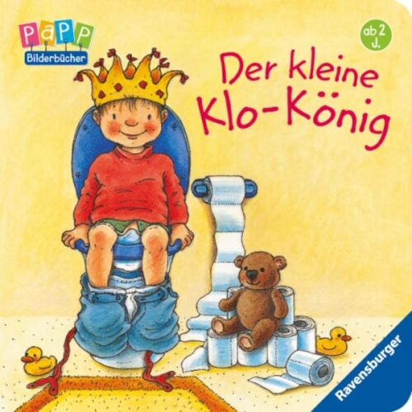 Ravensburger 31297 Der kleine Klo-König