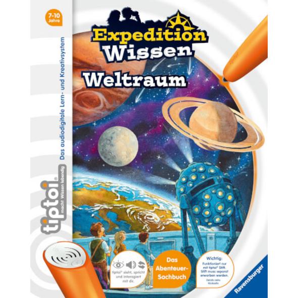 Ravensburger 55401 tiptoi® Weltraum (Expedition