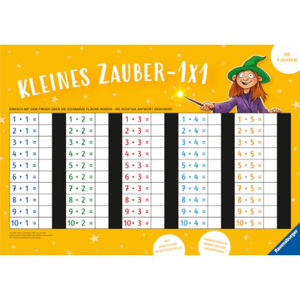 Ravensburger 41583 Kleines Zauber-1x1 (Zaubertafel)