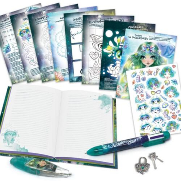 Nebulous Stars Marinia's geheimes Tagebuch