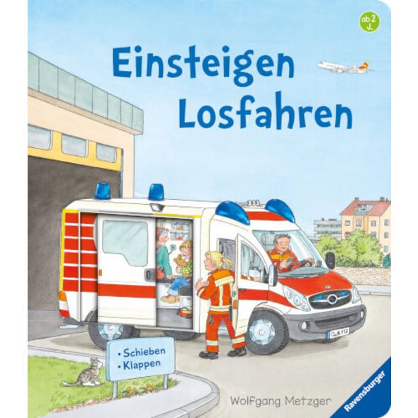 Ravensburger 43811 Einsteigen - Losfahren