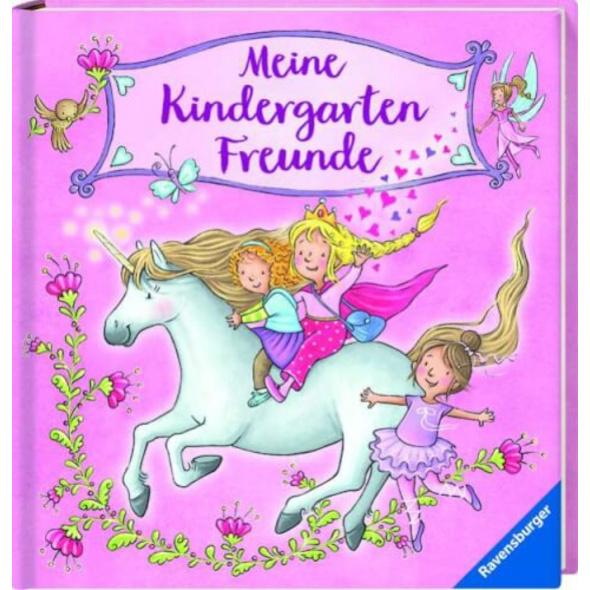 Ravensburger 44718 Kindergartenfreunde Einhorn