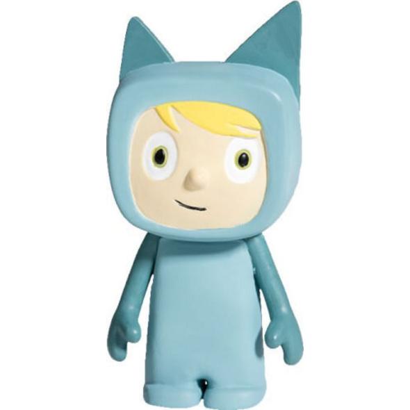 Tonies® Hörfigur - Kreativ-Tonie blau - Die Hörfigur zum Selbstbespielen - Lau,