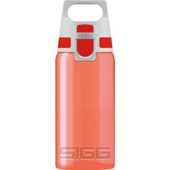 SIGG VIVA ONE Trinkflasche, red, 0,5 Liter