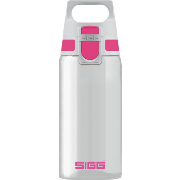 SIGG TOTAL CLEAR ONE Berry 0,5 Liter Trinkflasche