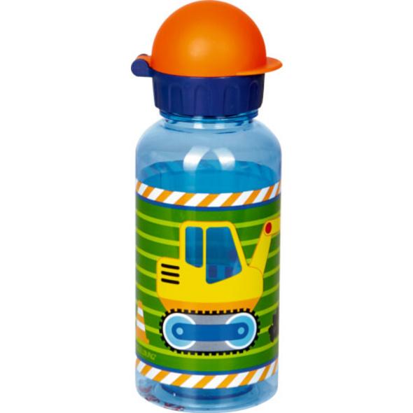 Die Spiegelburg Trinkflasche Kleine Freunde Bagger (0,4l/Tritan) Wenn ich mal groß bin