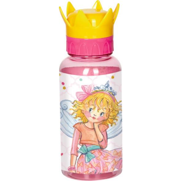 Trinkflasche Prinzessin Lillifee mit Kronendeckel (Tritan/ca.0,4l)