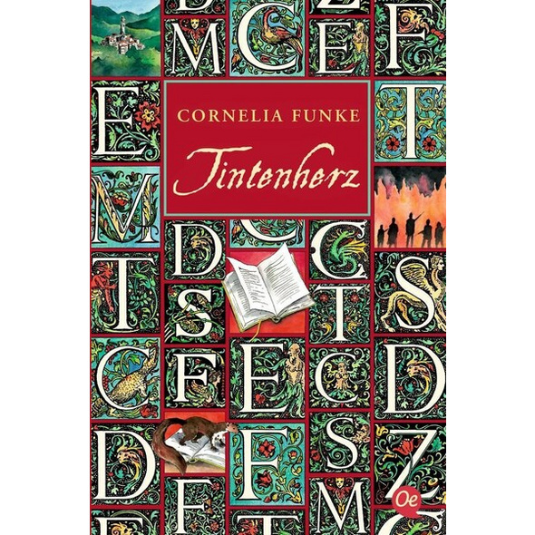 Tintenherz / Tintenwelt Trilogie Bd.1
