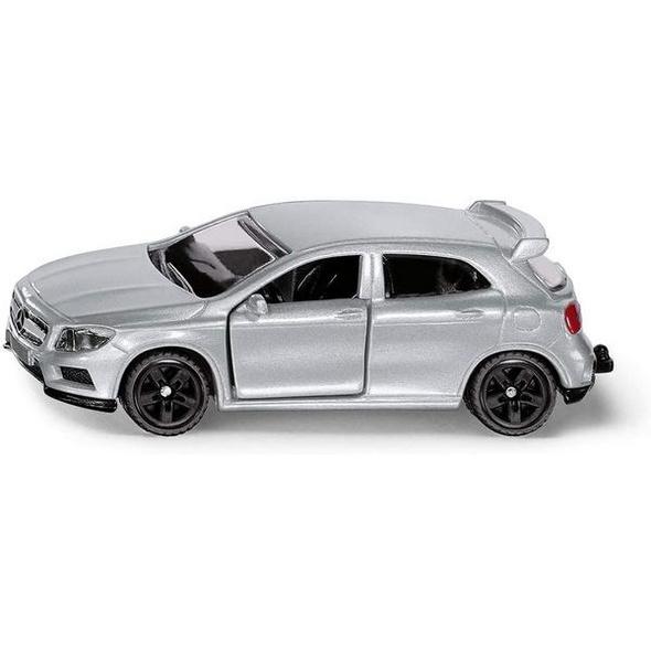 SIKU 1503 - Mercedes-Benz GLA 45 AMG, silbergrau, Metall/Kunststoff
