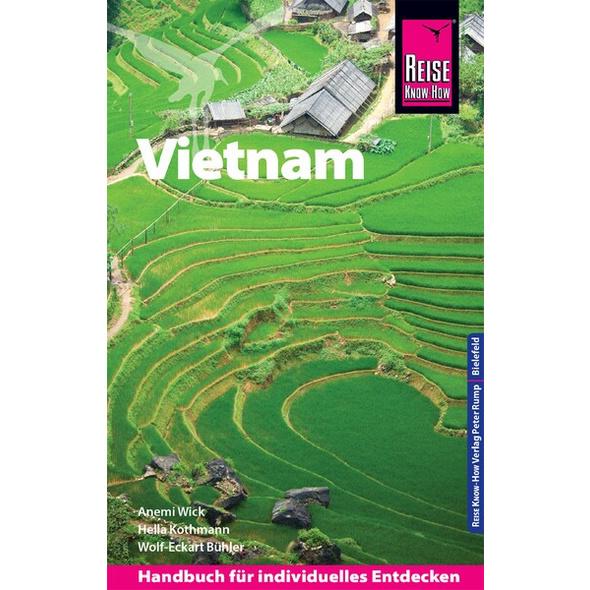 Reise Know-How Reiseführer Vietnam