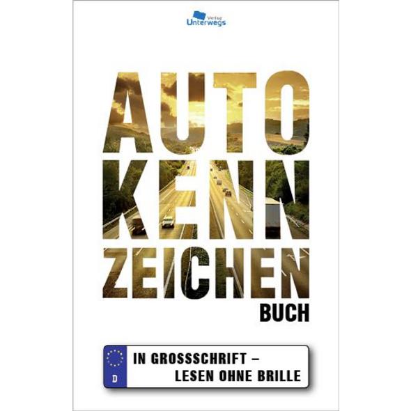 Autokennzeichen Buch