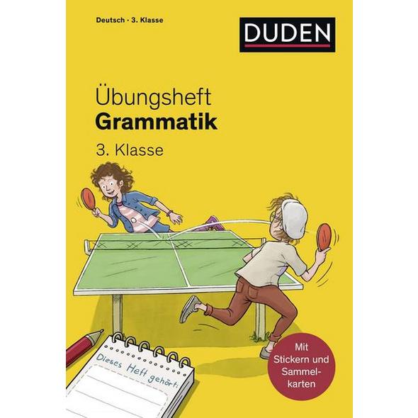 Übungsheft - Grammatik 3.Klasse