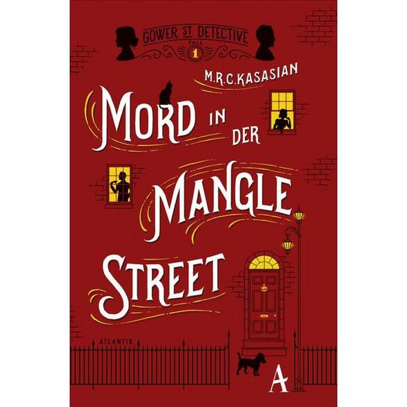 Mord in der Mangle Street
