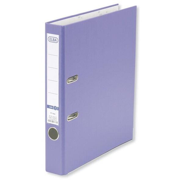 Ordner Elbasmart 5cm violett