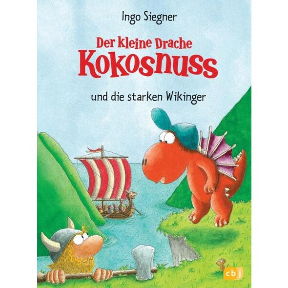 Der kleine Drache Kokosnuss und die starken Wikinger / Die Abenteuer des kleinen Drachen Kokosnuss Bd.14