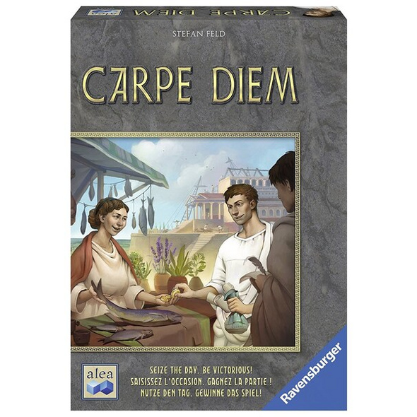 Ravensburger Alea, Carpe Diem, Strategiespiel
