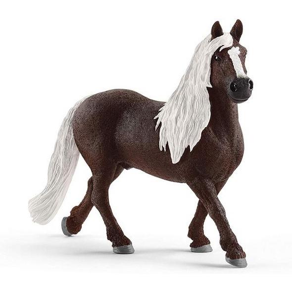 Schleich 13897 - Farm World, Schwarzwälder Hengst, Pferd, Tierfigur