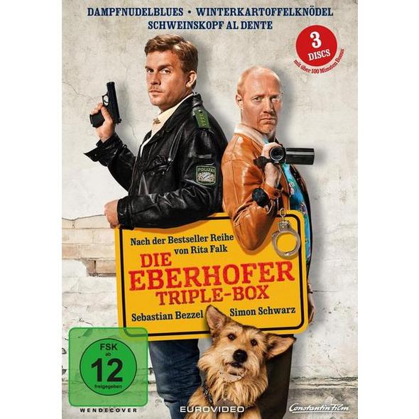 Die Eberhofer Triple Box  [3 DVDs]