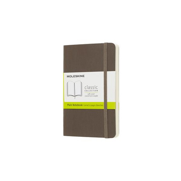 Moleskine Notizbuch, Pocket/A6, Blanko