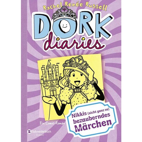 DORK Diaries, Band 08
