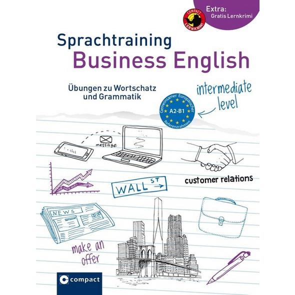 Sprachtraining Business English A2/B1
