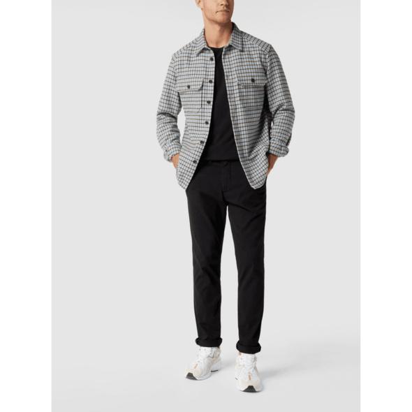 Slim Fit Chino mit Bio-Baumwolle Modell 'Miles'