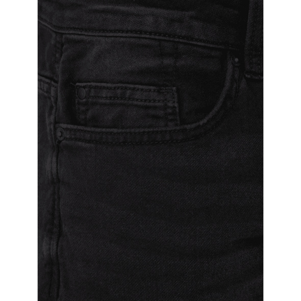 Regular Fit Jeansshorts mit Stretch-Anteil Modell 'Ply'